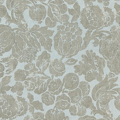 Scalamandre ELSA LINEN PRINT SILVER ON SKYLIGHT Search Results