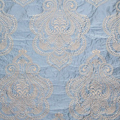 Scalamandre HILLCREST IVORY ON CELESTIAL BLUE Search Results