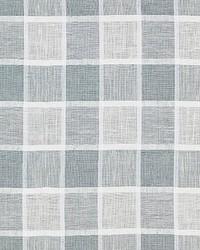 Scalamandre Wainscott Check Sheer Haze Fabric