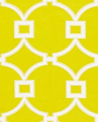 Scalamandre Circle Fret Forsythia Fabric