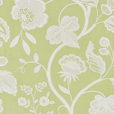 Scalamandre KENSINGTON EMBROIDERY CELERY Search Results