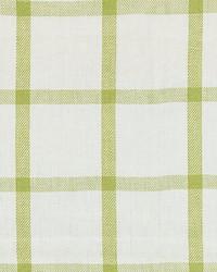 Scalamandre Wilton Linen Check Green Tea Fabric