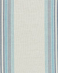 Scalamandre Nautical Stripe Caribe Fabric