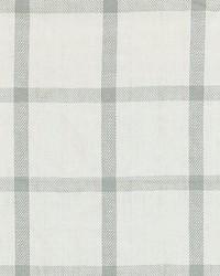 Scalamandre Wilton Linen Check Mineral Fabric