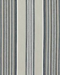 Scalamandre Cyrus Cotton Stripe Stone Fabric