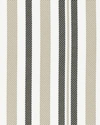 Scalamandre Santorini Stripe Smoke Fabric