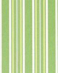 Scalamandre Strada Stripe Jade Fabric