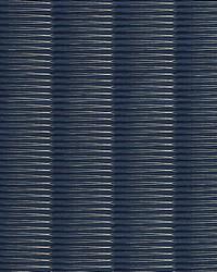 Scalamandre Wavelength Indigo Fabric