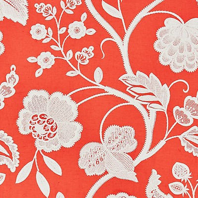 Scalamandre KENSINGTON EMBROIDERY CORAL Search Results
