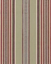 Scalamandre Cyrus Cotton Stripe Sandalwood Fabric