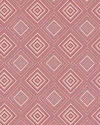 Scalamandre Antigua Weave Hibiscus Fabric