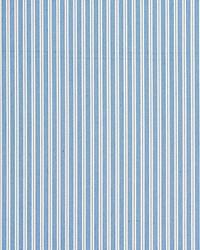Scalamandre Kent Stripe Sky Fabric
