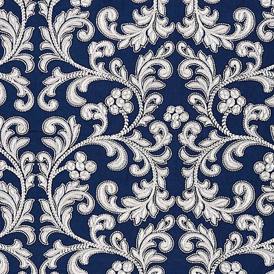 Scalamandre CHIARA EMBROIDERY INDIGO Search Results