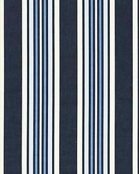Scalamandre Strada Stripe Bluestone Fabric