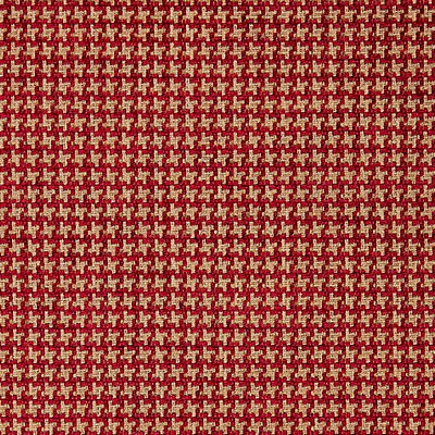 Scalamandre CLYDE HOUNDSTOOTH WEAVE GARNET Search Results