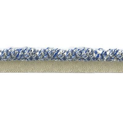 Scalamandre Trim ARABELLA CORD BLUE Scalamandre Trim and Tassels - Fringe