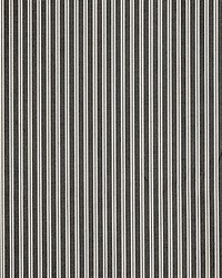 Scalamandre Kent Stripe Ebony Fabric