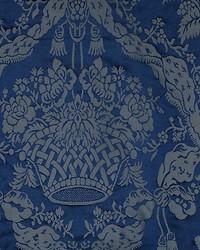 Scalamandre Gabriel Blue Fabric
