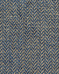 Scalamandre Oxford Herringbone Weave Denim Fabric