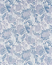Old World Weavers Sankaty Indigo Ocean Fabric