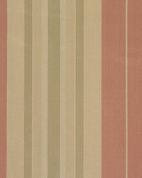 Old World Weavers Deanna Stripe Rose green Fabric