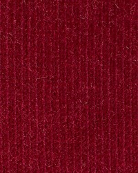 Old World Weavers Linley Cranberry Fabric