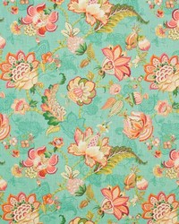 Stout Chateau 4 Turquoise Fabric
