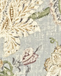 Stout Frostburg 1 Pewter Fabric