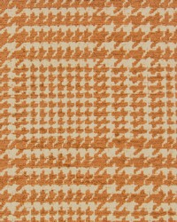 Stout Houndstooth 1 Ginger Fabric