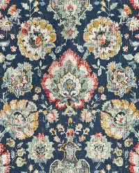 Stout Study 1 Indigo Fabric
