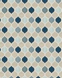 Stout Vladimir 6 Blue Fabric