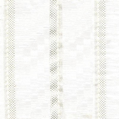 Kasmir LOGGIA STRIPE    OFF WHITE        Sheer Artistry