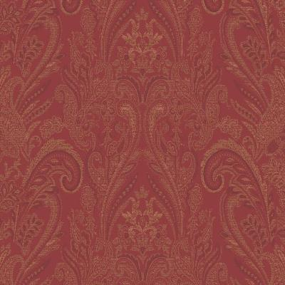 York Wallcovering PAISLEY TEXTURE                53 Red Search Results