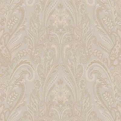 York Wallcovering PAISLEY TEXTURE                68 Grey Search Results
