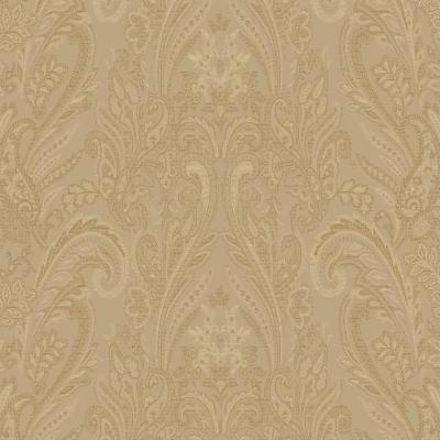 York Wallcovering PAISLEY TEXTURE                83 Gold Search Results