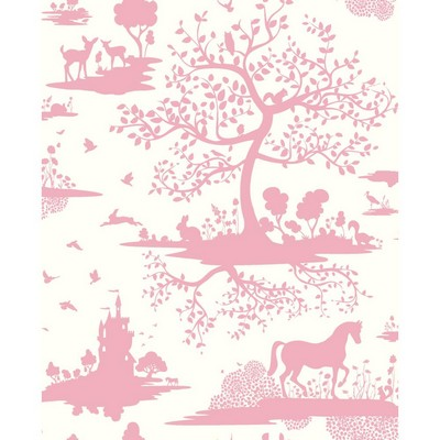 York Wallcovering DwellStudio Baby & Kids Fable                                              Pinks /White/Off Whites   Search Results