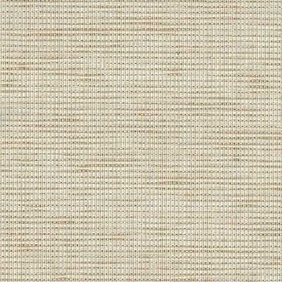 York Wallcovering Woven Grass Wallpaper cream, metallic gold Designer Resource Grasscloth