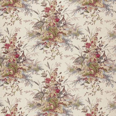 Schumacher Fabric QUAIL MEADOW WINTER Search Results