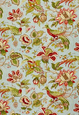 Schumacher Fabric SANDRINGHAM ROBINS EGG Search Results