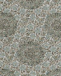 Schumacher Fabric Kaya Medallion Mineral Fabric
