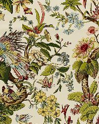 Schumacher Fabric Cranley Garden Document Fabric