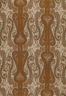 Schumacher Fabric CHAVANT PAISLEY CARAMEL Search Results