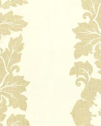 Schumacher Fabric Margate Damask Print Linen Fabric