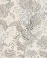 Schumacher Fabric Sandoway Vine Linen Fabric