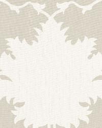 Schumacher Fabric Garden Of Persia Dove Fabric