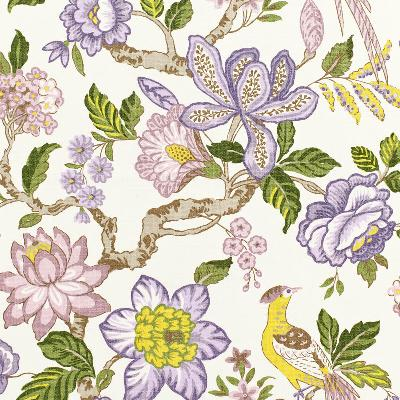 Schumacher Fabric HUNTINGTON GARDENS  LAVENDER Search Results