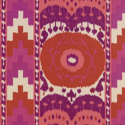 Schumacher Fabric SAMARKAND IKAT II RUBY Search Results