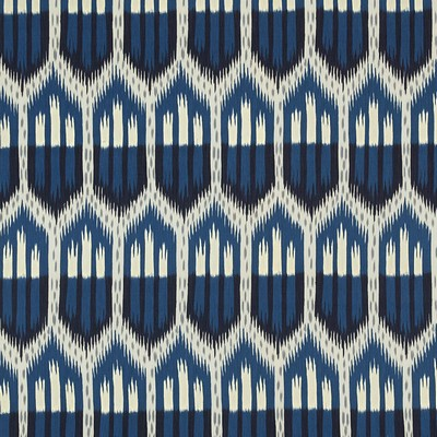 Schumacher Fabric BUKHARA IKAT INDIGO Search Results