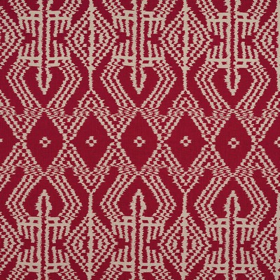 Schumacher Fabric ASAKA IKAT RED Search Results