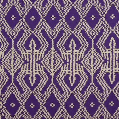 Schumacher Fabric ASAKA IKAT VIOLET Search Results